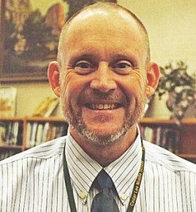 Steven Parker, Virginia M.S. Principal of the Year