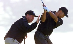 Tiger-Woods-Butch-Harmon-Coaching